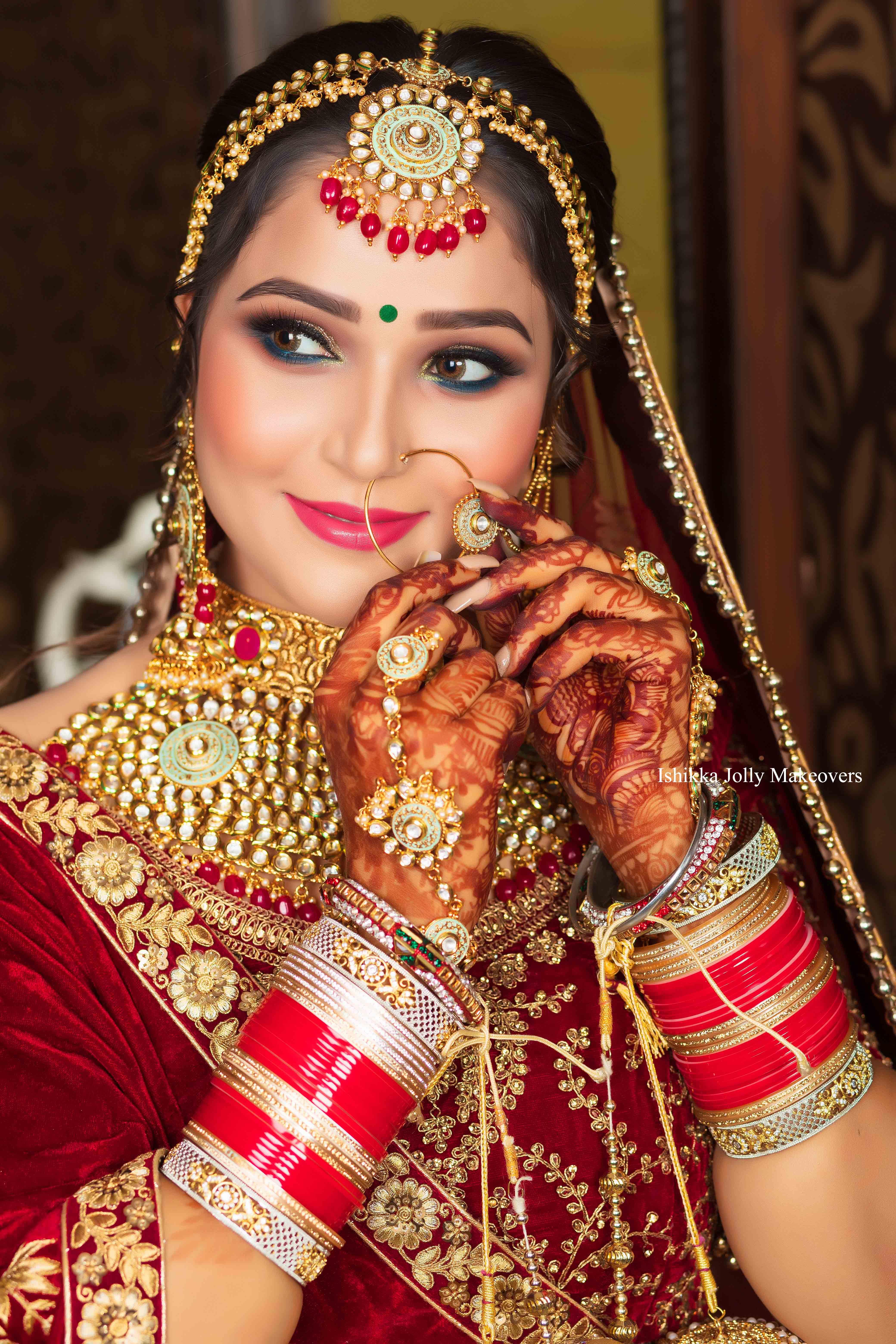 Bridal Makeup Artist in Delhi-NCR, Gurgaon